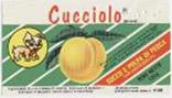 Etichetta per la frutta in vasetti di vetro