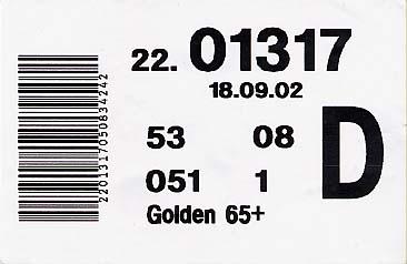 Etichetta di consegna
