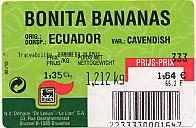 Etichetta Bonita