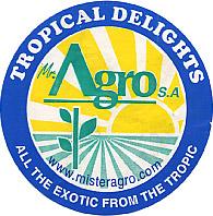 Etichetta Mr Agro