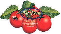 etichetta di ortaggi