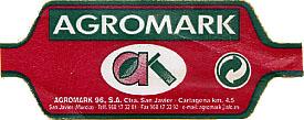 Etichetta per sacchetti