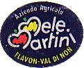 etichetta Martini